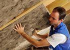 Izolacja stropu drewnianego