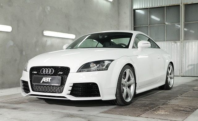 Audi ABT TT RS