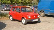 Fiat 126p Town - WOŚP