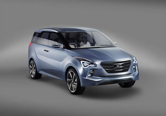 Hyundai Hexa Space HND-7
