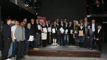 Gala Trójmiejskie Gwiazdy Sportu 2011