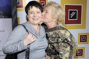 Ilona Łepkowska i Teresa Lipowska.