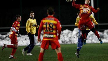 Jagiellonia kilka dni temu pokonała (3:2) inną drużynę z Gdyni - Arkę.