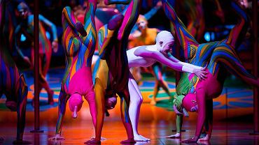 Cirque De Soleil w Ergo Arenie
