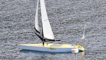 Rekord jachtu bez załogi