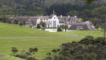 Luksusowa rezydencja Kima Dotcoma w Nowej Zelandii kosztowała 24 mln dolarów