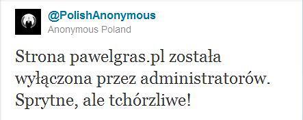 Anonimowi na Twitterze