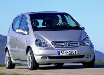 Mercedes A (1998-2004)