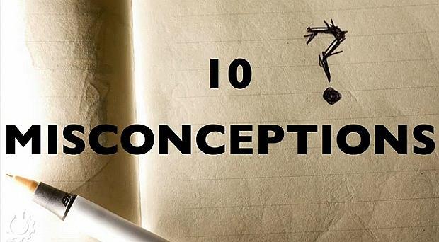 10 mitów