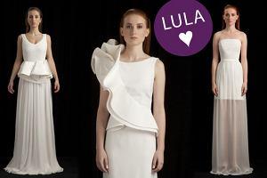 Suknia ślubne Rina Cossack - kolekcja 2012