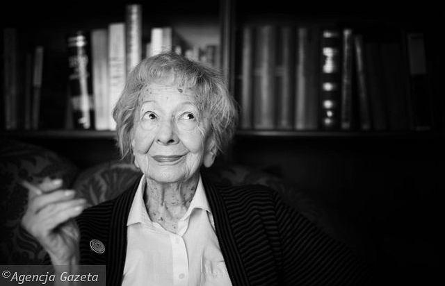 Wisława Szymborska nie żyje. Noblistka zmarła po długiej chorobie