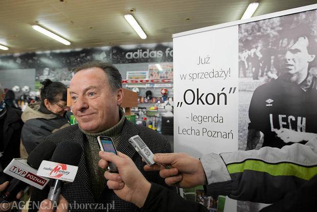 Mirosław Okoński odwiedził AEK Ateny na zgrupowaniu w Opalenicy. Wciąż go pamiętają