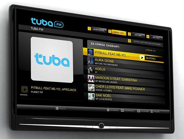 Tuba.FM - aplikacja na platformie CYFRA