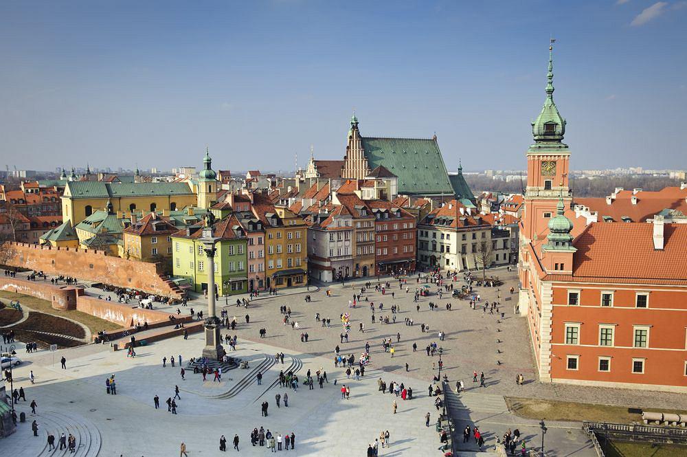 Warszawa to najlepiej rozpoznawalne miasto w Polsce wg ekspertów Fundacji Best Place