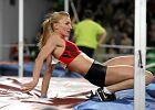Ostatni halowy start Anny Rogowskiej