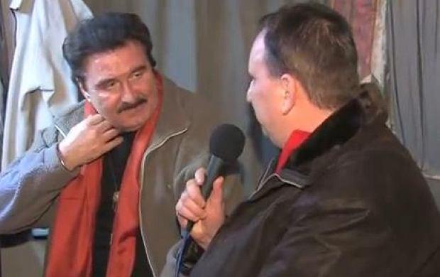 Krzysztof Krawczyk w wywiadzie dla Top Canal.