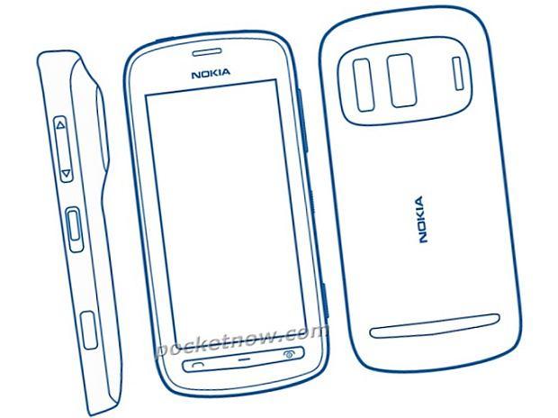 Nokia 803?