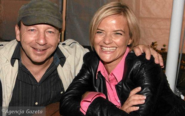 Zbigniew Zamachowski, Monika Richardson