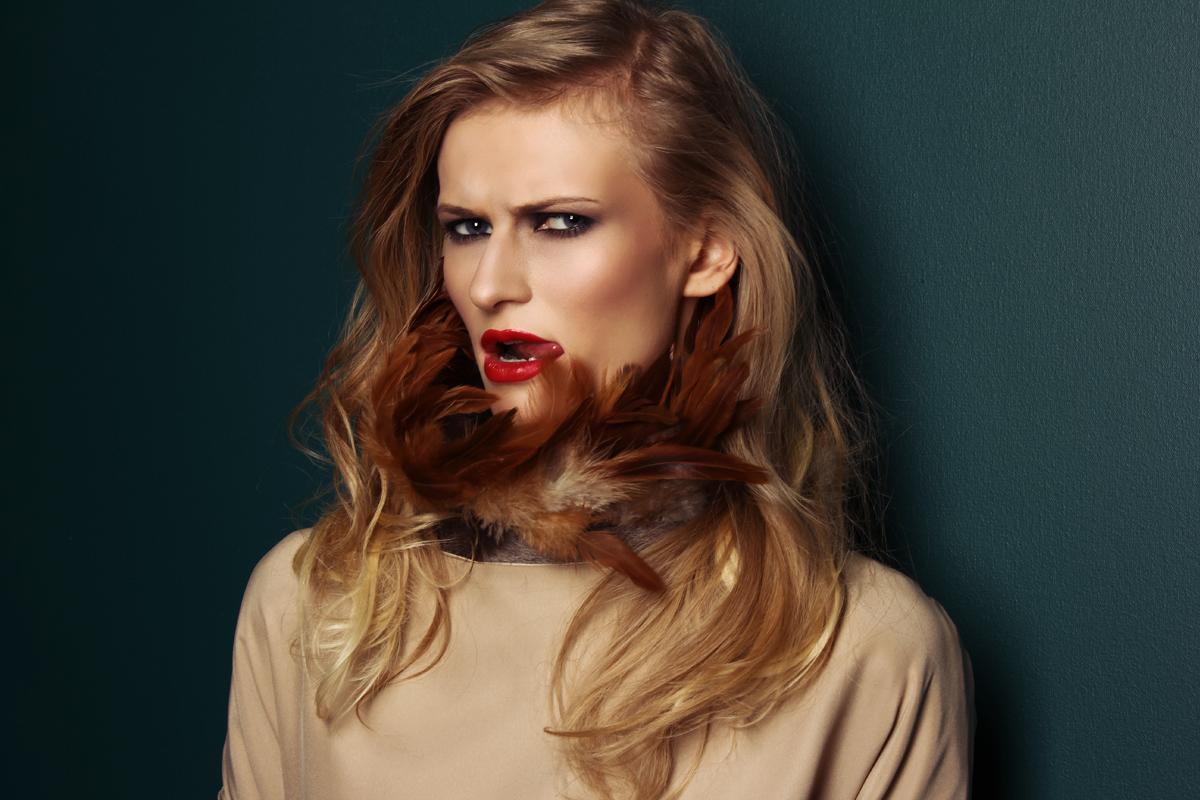 anna piszczałka, top model