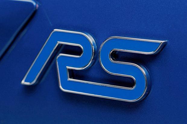 Historia Fordów ze znaczkiem RS