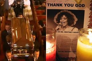 Pogrzeb Whitney Houston.