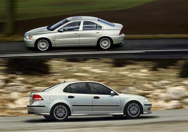 pojedynek używanych: Saab 9-3 vs Volvo S60