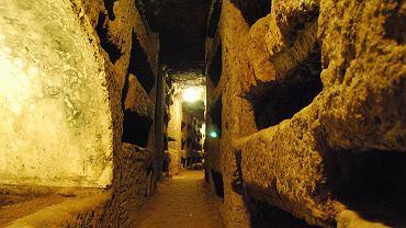 Katakumby św. Kaliksta, Rzym, Włochy, św. Kaliksta