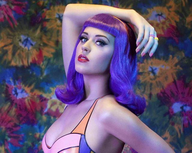 Katy Perry fot. EMI Music Poland