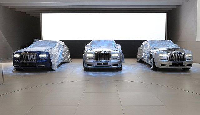 Rolls Royce Phantom II Series