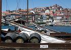 Portugalia Porto - miasto winem płynące
