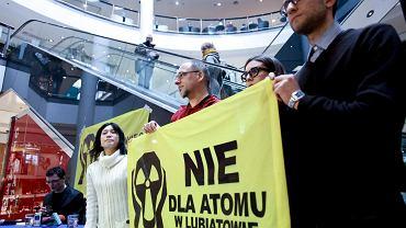 Spotkanie z Sadako Monmą w Galerii Bałtyckiej w Gdańsku zorganizował Greenpeace