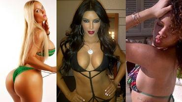 Coco, Kim Kardashian, Rihanna.