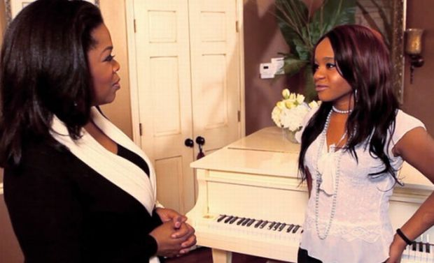 Bobbi Kristina Brown, Oprah, Whitney Houston