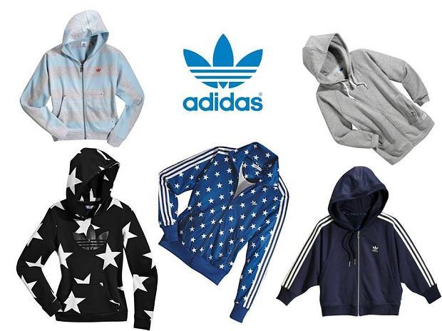 adidas Originals bluzy na wiosnę i lato 2012