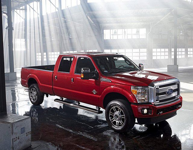 Ford Super Duty Premium