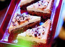 Ciasto czekoladowe z kremem Baileys - ugotuj