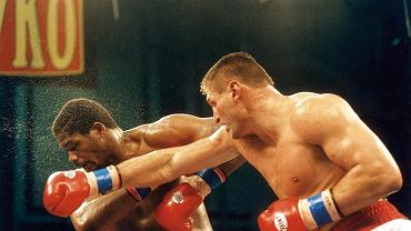 Rewanż Gołota - Bowe z grudnia 1996 roku w Atlantic City