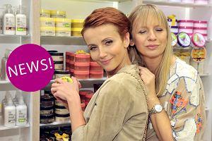 Kasia Zielińska i Marzena Rogalska na otwarciu nowego salonu marki The Body Shop - zdjęcia