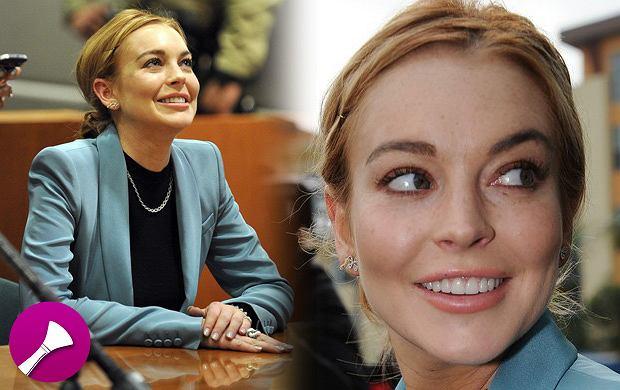 Lindsay Lohan w sądzie z okazji zdjęcia nadzoru kuratora - 29.03.2012