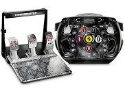 Akcesoria komputerowe dla graczy: kierownica Thrustmaster Ferrari F1 Integral T500, akcesoria komputerowe, gry