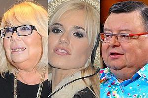 Nina Terentiew, Doda, Wojciech Mann.