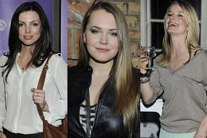 Karolina Gorczyca, Magdalena Lamparska, Magdalena Cielecka.