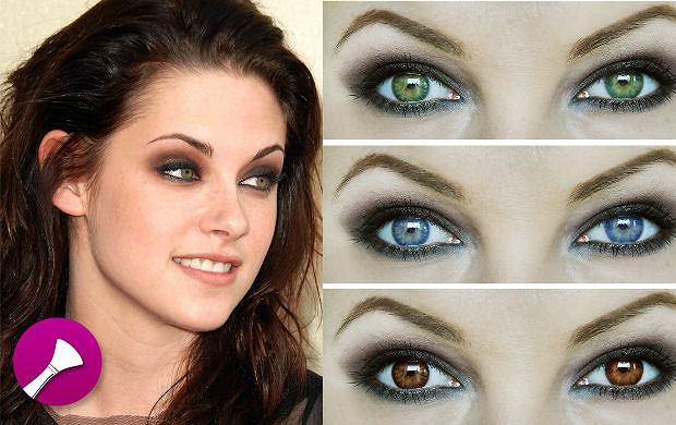 Makijaże Luli: w stylu Kirsten Stewart