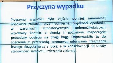 KPRM: prezentacja raportu komisji Jerzego Millera ws. katastrofy Tu-154