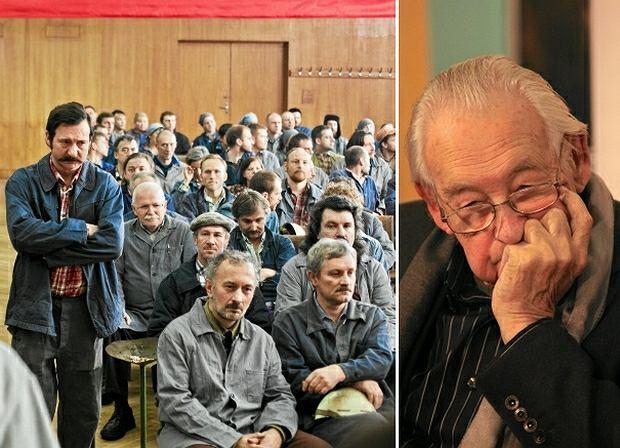 Andrzej Wajda poszukuje 600 statystów do filmu