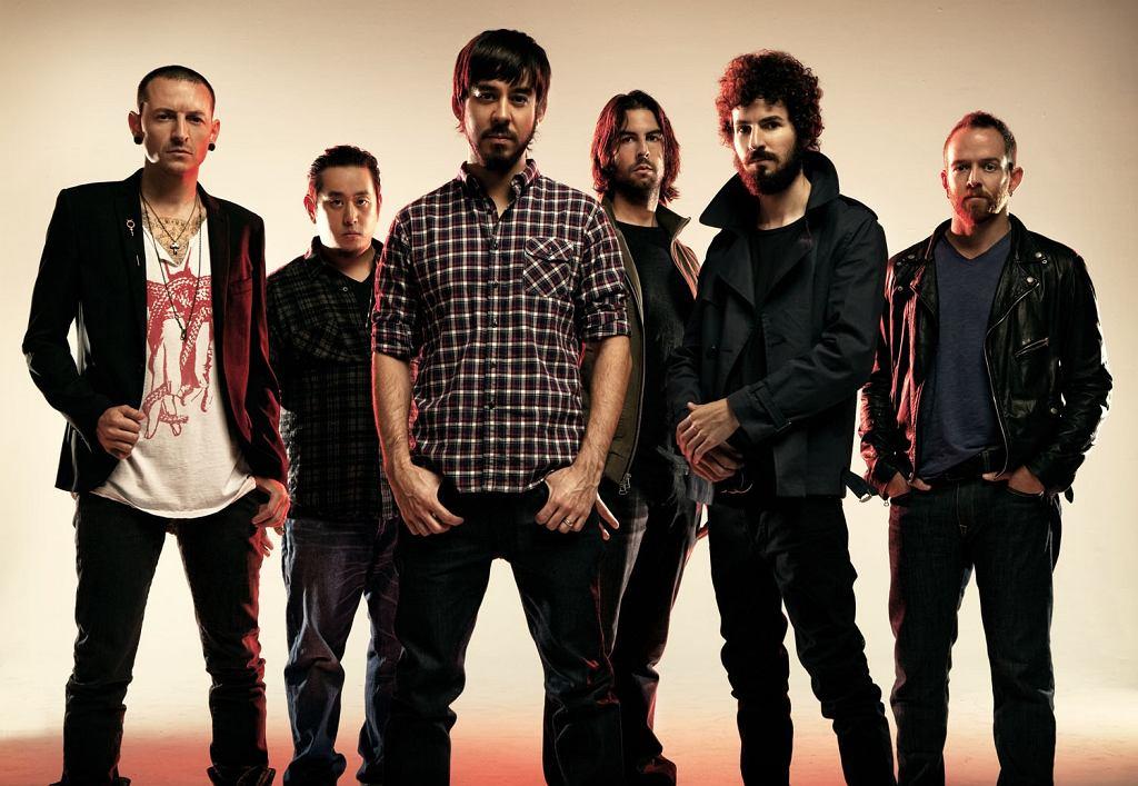 Linkin Park, fot. materiały prasowe