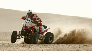 Rafał Sonik w Katarze