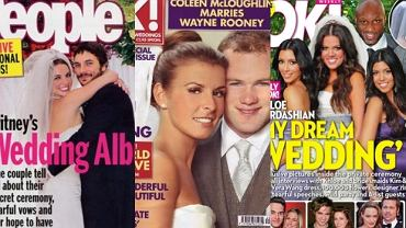 Britney Spears, Wayne Rooney, Khloe Kardashian.