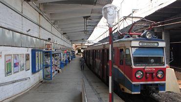 Stacja WKD Warszawa Śródmieście WKD