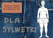 Jeansy dla mężczyzn szerokich w biodrach, moda męska, jeansy, spodnie